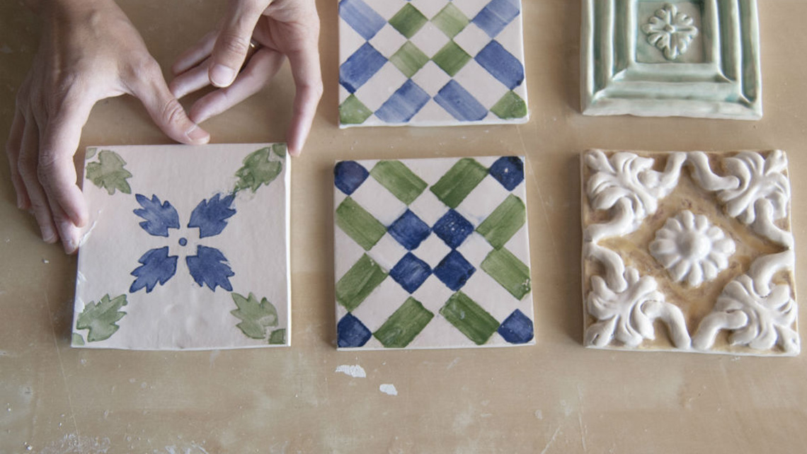 SAVE OUR TILES WITH MARGARIDA